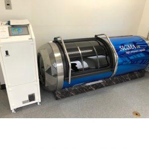 酸素カプセルSIGMA DXの画像